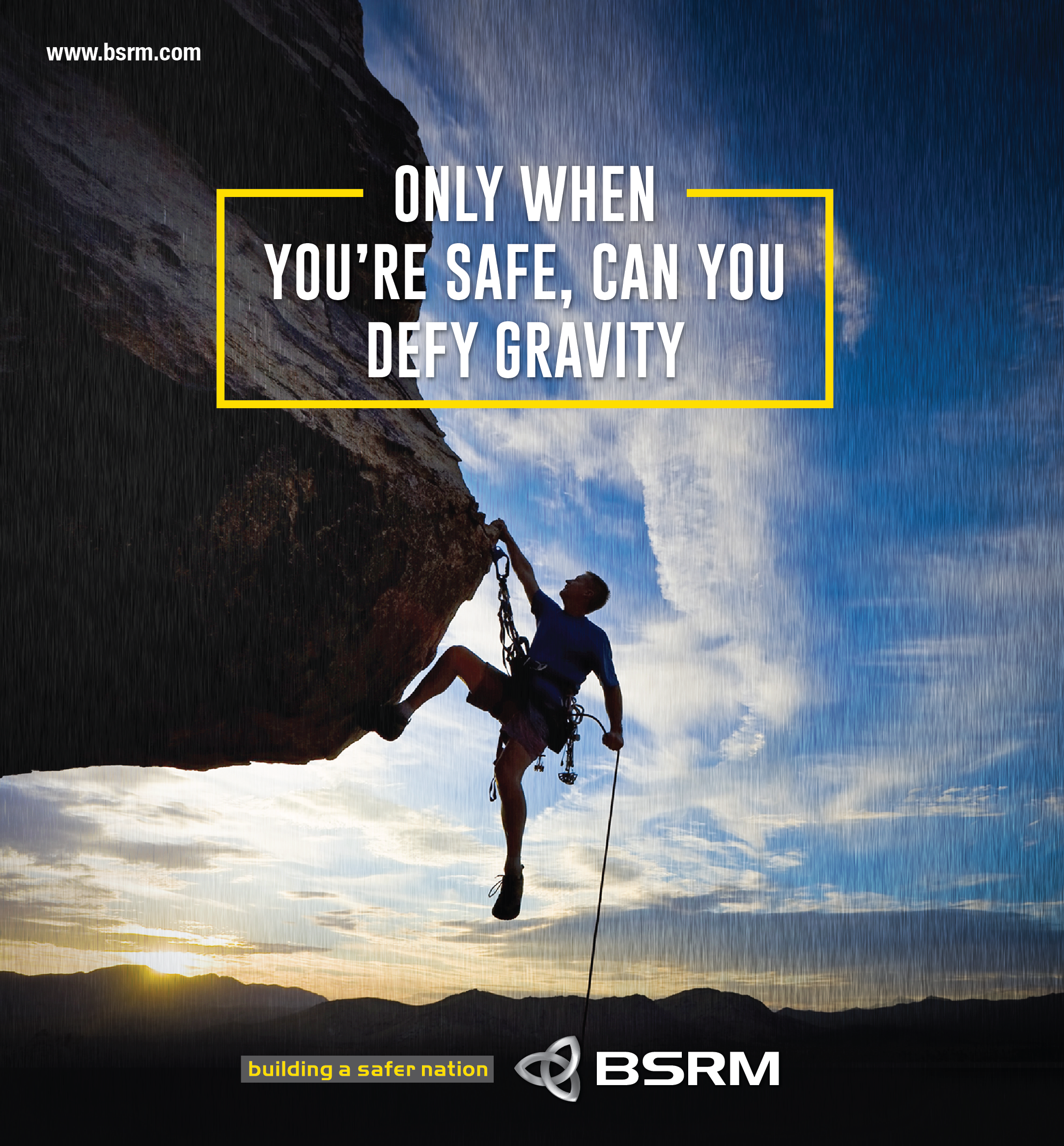 Build Safe Buildings with BSRM