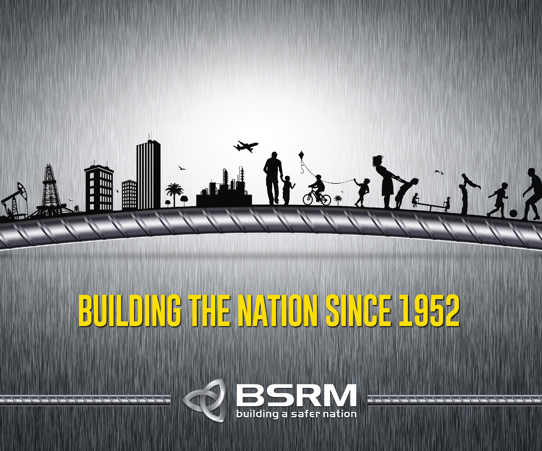 BSRM an Acclaimed Steel Re Rolling Mill in Bangladesh | Since 1952